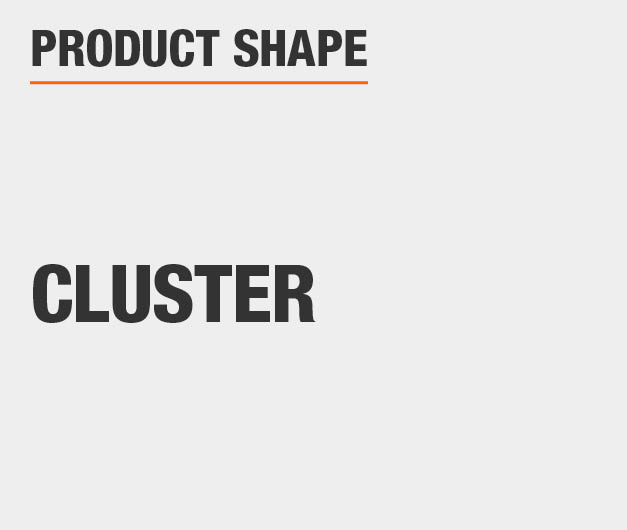 Product Shape: Cluster