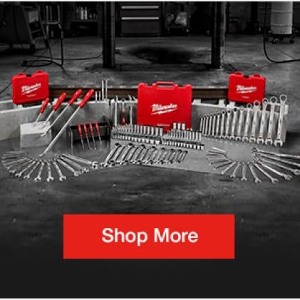 Click to explore all Milwaukee Mechanics Hand Tools