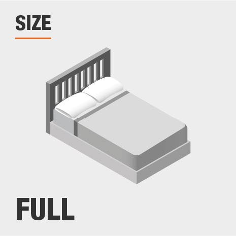 Fits Full Size Bed