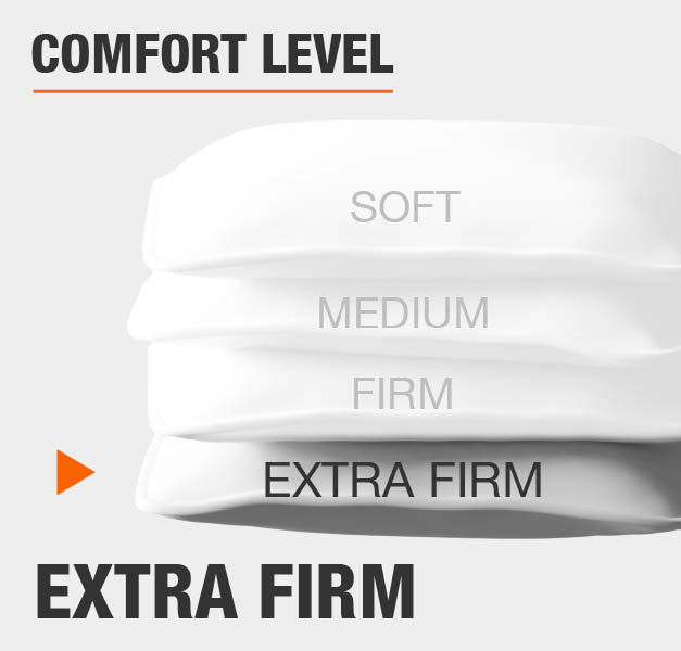 Comfort Level Extra Firm