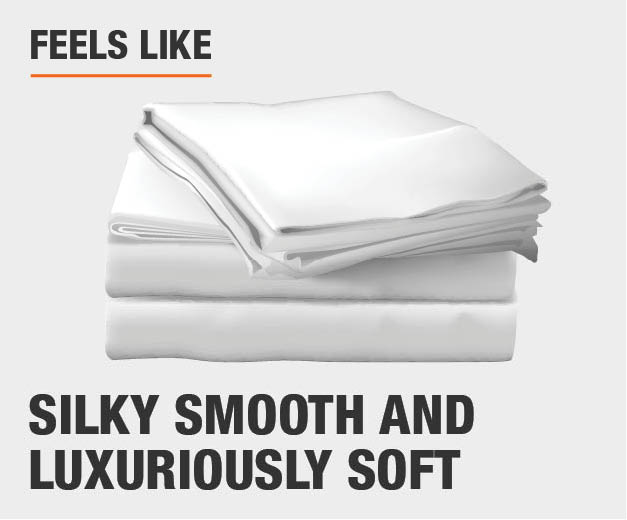 Silky Smooth and Luxuriously Soft