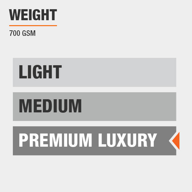 premium luxury weight