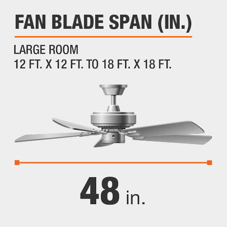 Medium Ceiling Fan