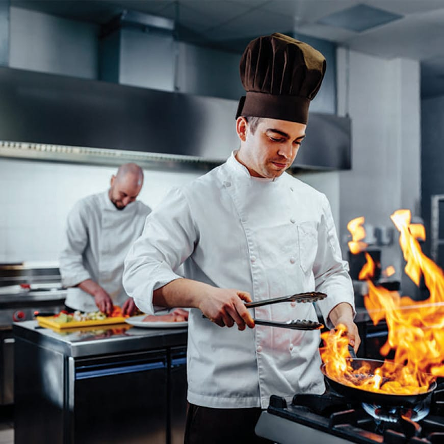 Our commercial appliances are designed for performance