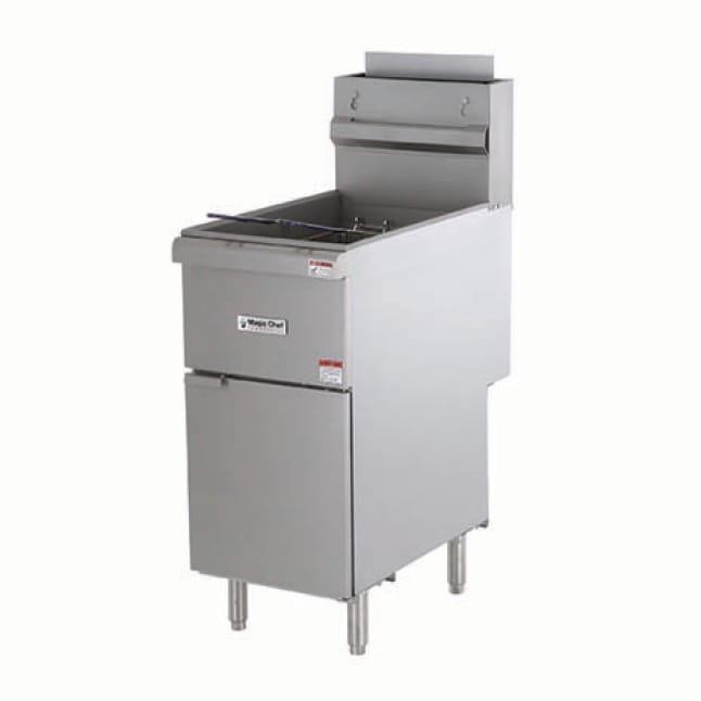 Durable stainless steel body