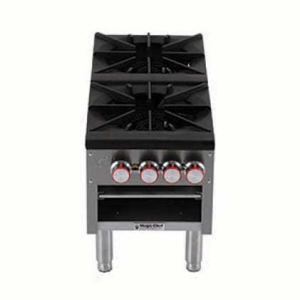 Standing pilot light gets you cooking faster