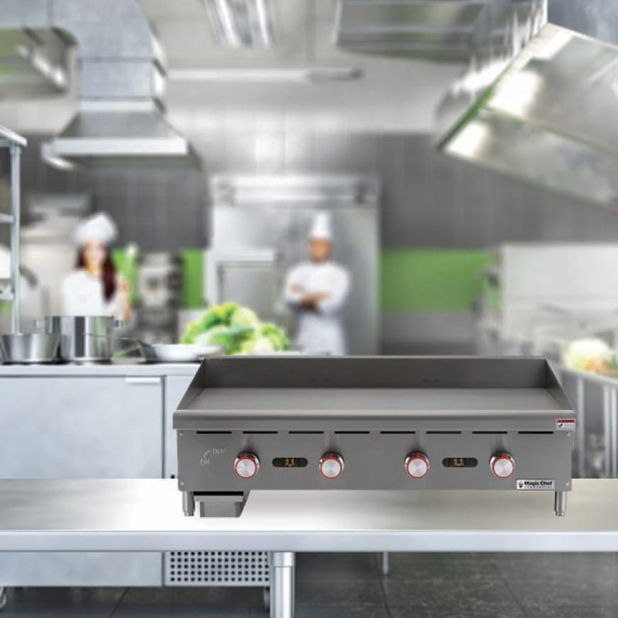 Perfect for your commercial kitchen, restaurant, store or hotel