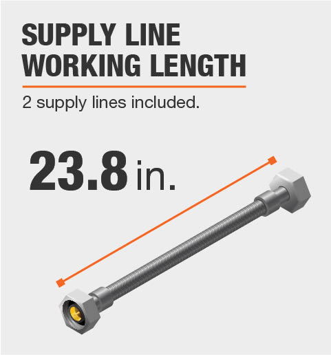 Supply Line Functional Length