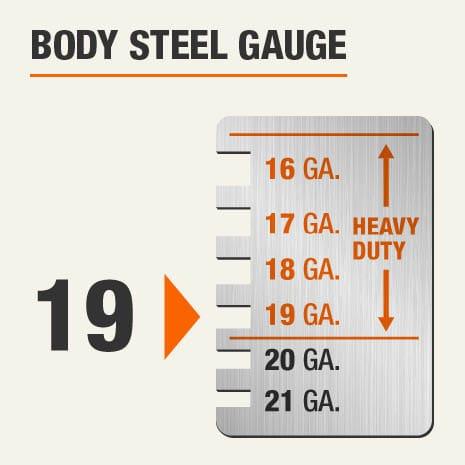 Body Steel Gauge of 19