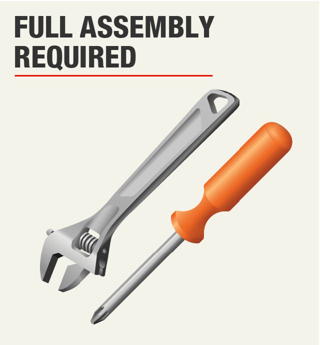 Full Assembly Required