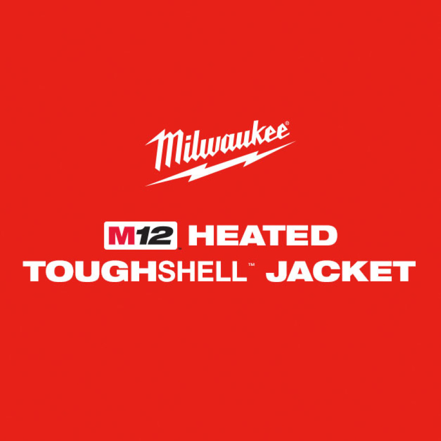 M12 Heated TOUGHSHELL Jackets are built to survive the elements