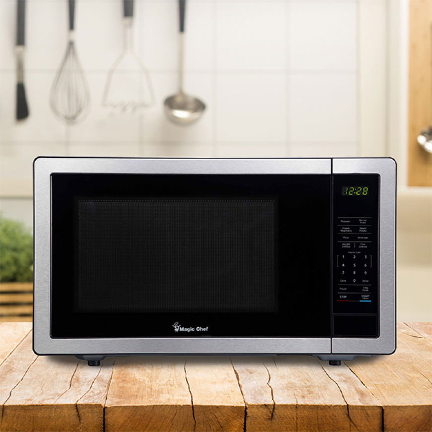 Perfect microwave for any room