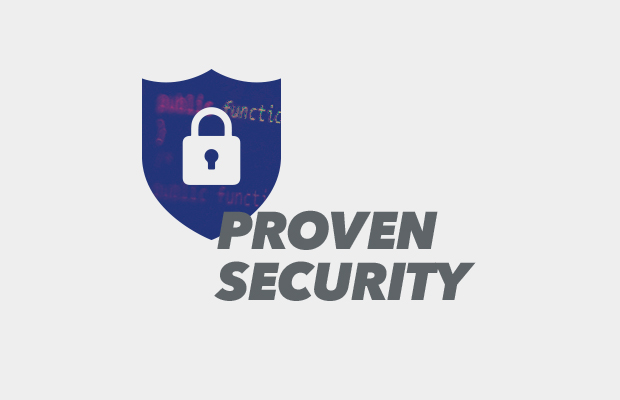 Proven Security