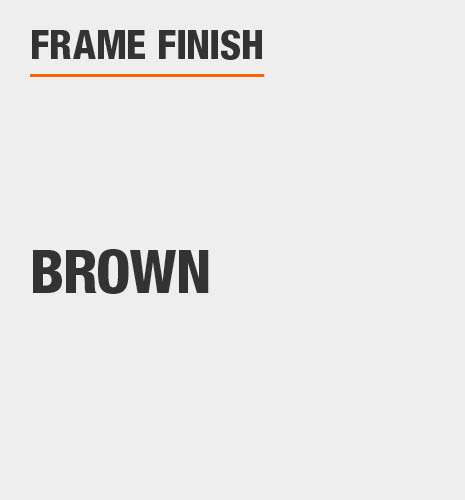 Frame Finish