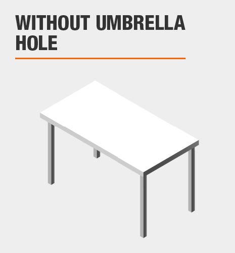 Umbrella Hole