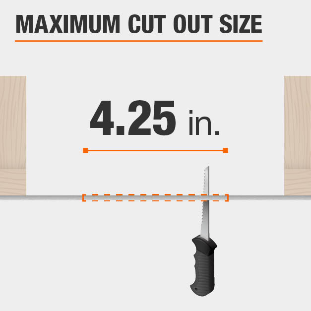 Maximum Cut Out Size For Recessed Light