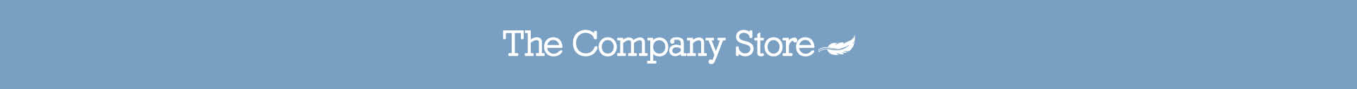 The Company Store Banner