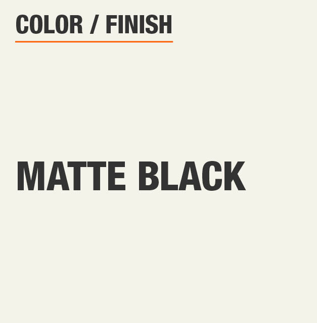 Matte Black Workbench