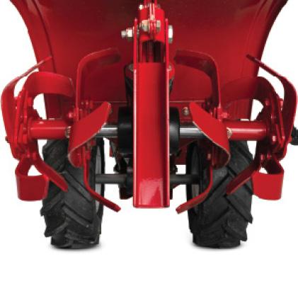Troy-Bilt, tiller, cultivator, gas cultivator, gas tiller, bolo tine design