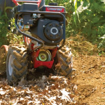 Troy-Bilt, tiller, cultivator, gas cultivator, gas tiller, seasonal use