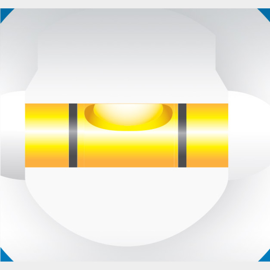 Patented high contrast vial surrounds increase visibility