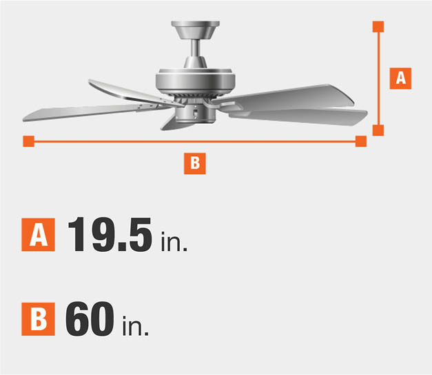 60  inch ceiling fans