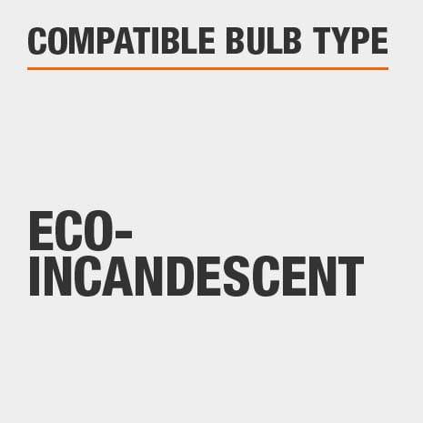 eco-incandescent bulb