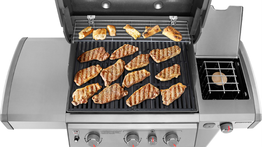 The space and performance you need to bring a perfectly grilled meal to your table