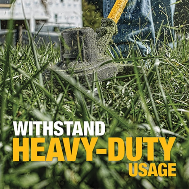 Designed to withstand everyday heavy-duty usage