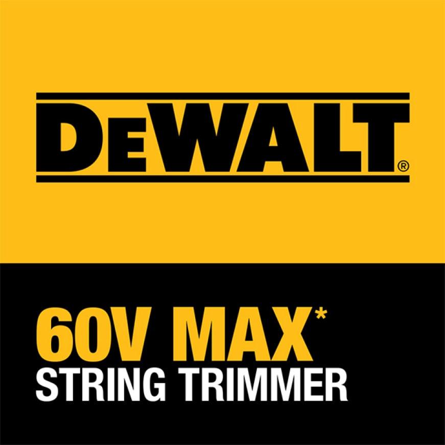 60V MAX Lithium Ion XR Brushless String Trimmer