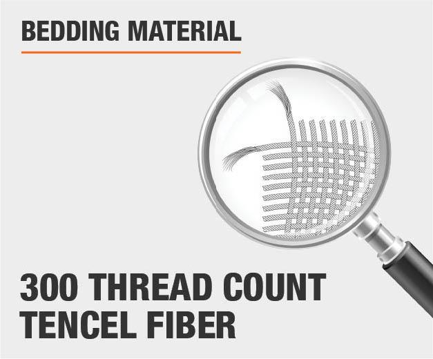 300 Thread Count Tencel Fiber