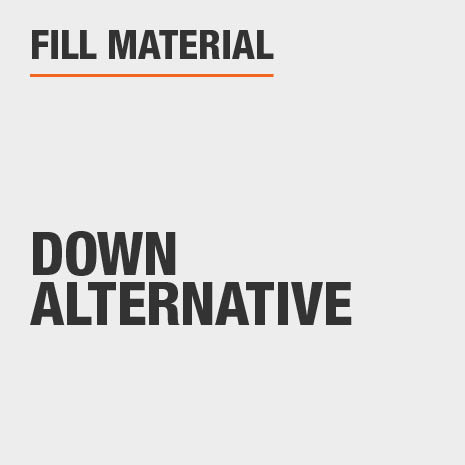 Fill Material Down Alternative