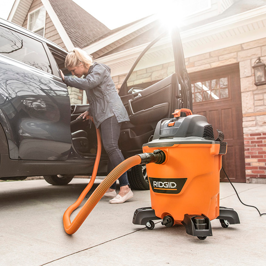 AUTO DETAILING WET/DRY VAC