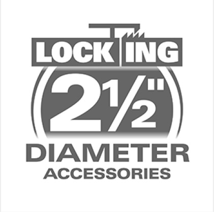 2-1/2 inch Accessories for Wet/Dry Vacs