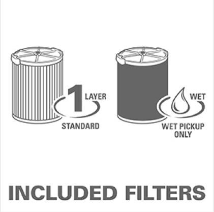Standard Filter