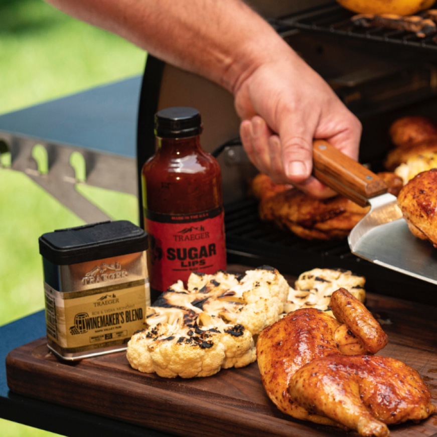 Traeger Grills - Wood-Fired Flavor's Best Friend