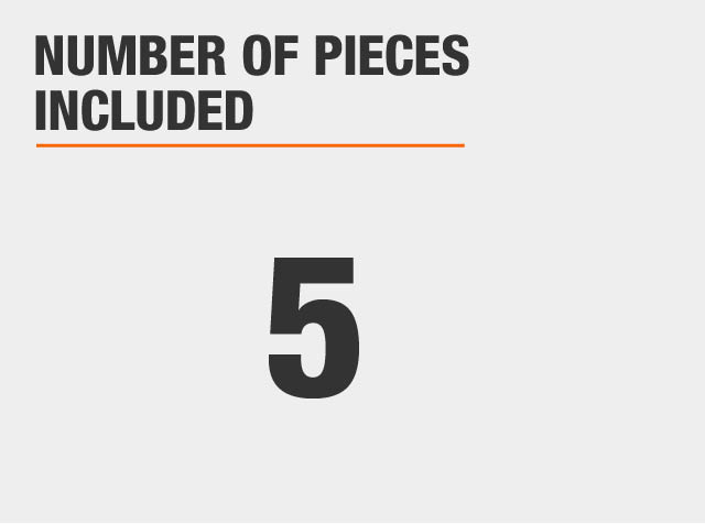 Number of Pieces Included