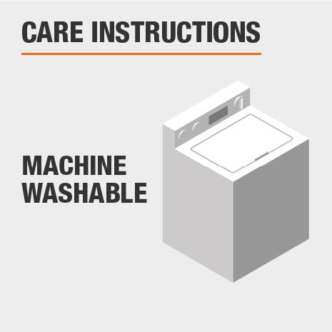 Care Instructions Machine Wash