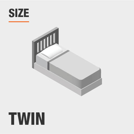 Fits Twin Size Beds