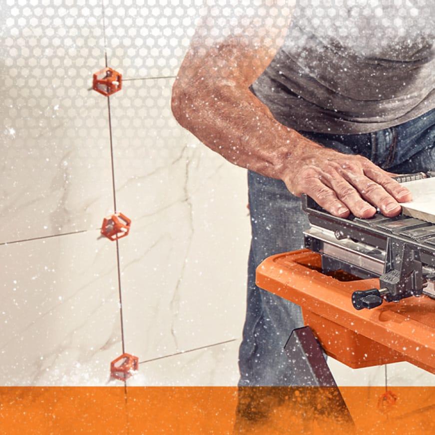 Tile Saw Lineup