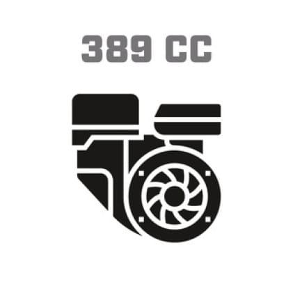 Icon image of 389cc engine