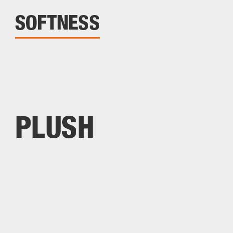 Bath Towels are plush
