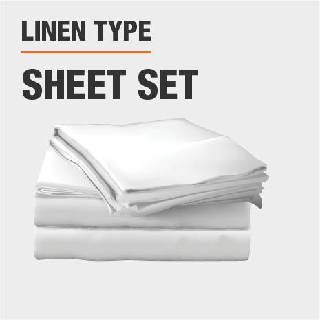 Linen Type Sheet Set