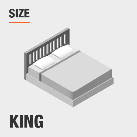 Fits King Size Bed