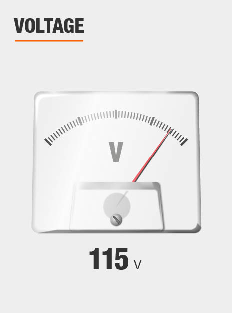 This pumps voltage is 115v.