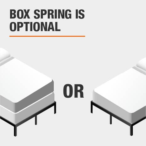 Box Spring is Optional