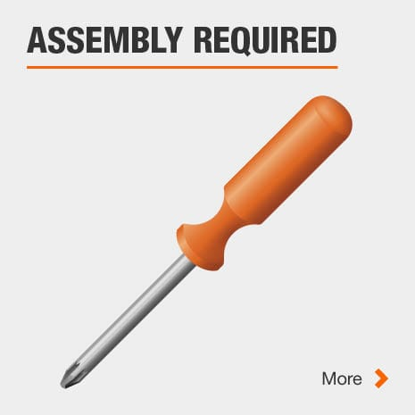 Assembly Required. Click for instructions.