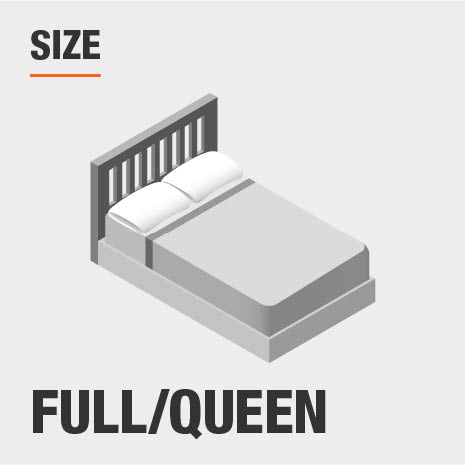 Fits Full/Queen Size Beds