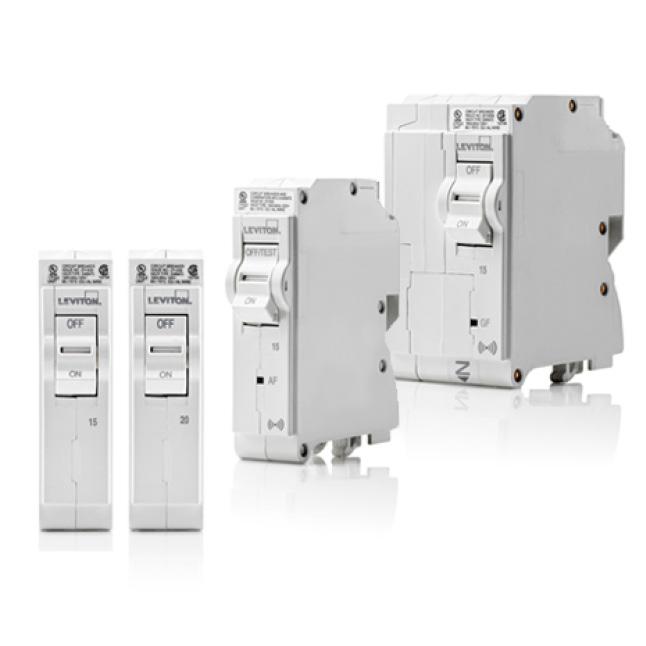 Standard 2-Pole 100 Amp 120-Volt//240-Volt Leviton Branch Circuit Breaker