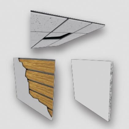 Plaster, Drywall